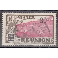 Réunion - Numéro 108 - Oblitéré