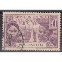 Réunion - Numéro 120 - Oblitéré