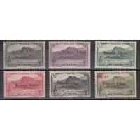 Réunion - Numéro 201 à 206 - Neuf avec charnière
