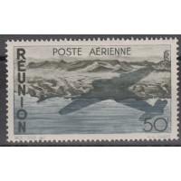 Réunion - PA  Numéro 42  - Neuf avec charnière