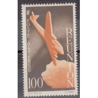 Réunion - PA Numéro 43 - Neuf avec charnière