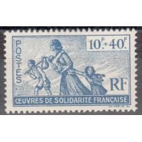 Colonies Françaises - numéro 66 - neuf avec charnière