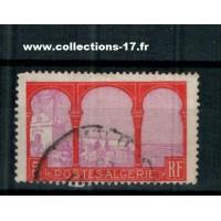 Algerie - Numéro 56 - Oblitéré