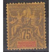 Madagascar - numéro 39 - neuf avec charnière