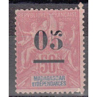 Madagascar - numéro 48 - neuf sans gomme