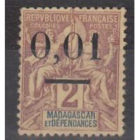 - Madagascar - numéro 51 Type II - Neuf avec charnière