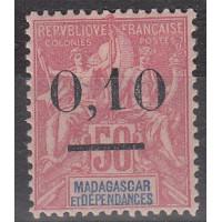 Madagascar - numéro 53 Type I - Neuf avec charnière