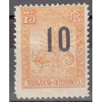 Madagascar - numéro 120 - Neuf avec charnière