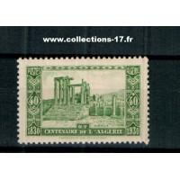 Algerie - Numéro 92 - Neuf avec charnière