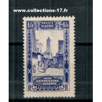 Algerie - Numéro 96 - Neuf avec charnière