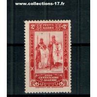 Algerie - Numéro 97 - Neuf avec charnière
