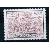Monaco - numéro 2422 - neuf sans charnière