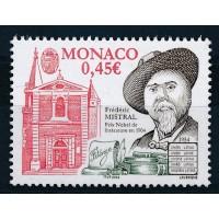 Monaco - numéro 2428 - neuf sans charnière - Frédéric Mistral