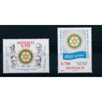Monaco - numéro 2479/2480 - neuf sans charnière