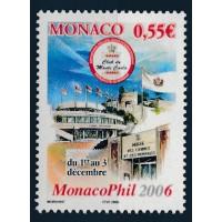 Monaco - numéro 2521 - neuf sans charnière