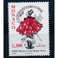 Monaco - numéro 2598 - neuf sans charnière