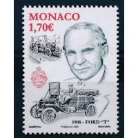 Monaco - numéro 2621 - neuf sans charnière