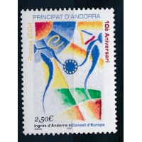 Andorre - numéro 602 - neuf sans charnière