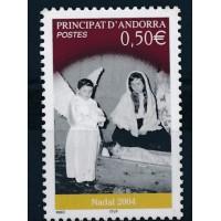 Andorre - numéro 609 - neuf sans charnière