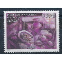 Andorre - numéro 608 - neuf sans charnière