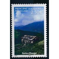 Andorre - numéro 613 - neuf sans charnière