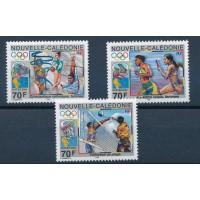 Nouvelle Calédonie - numéro 929 à 931 - neuf sans charnière