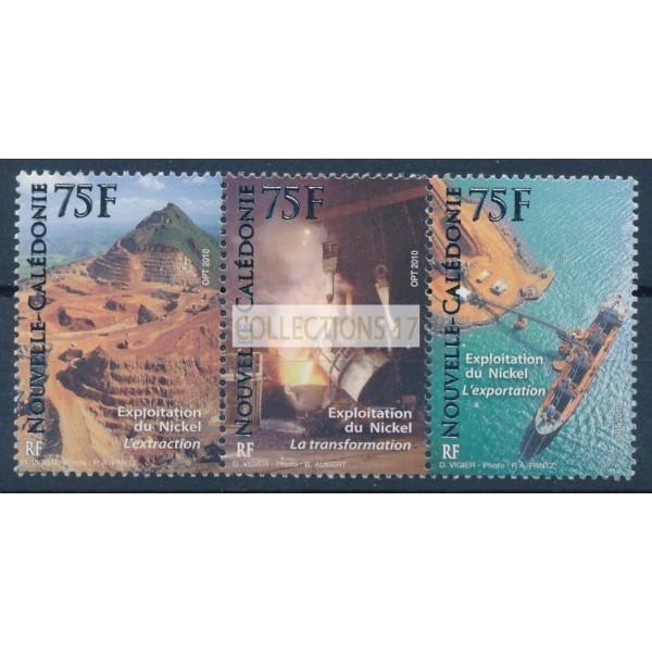 Nouvelle Calédonie - numéro 1107 - neuf sans charnière