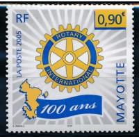 Mayotte - Numéro 177 - neuf sans charnière