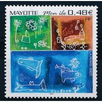 Mayotte - Numéro 178 - neuf sans charnière