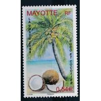 Mayotte - Numéro 209 - neuf sans charnière