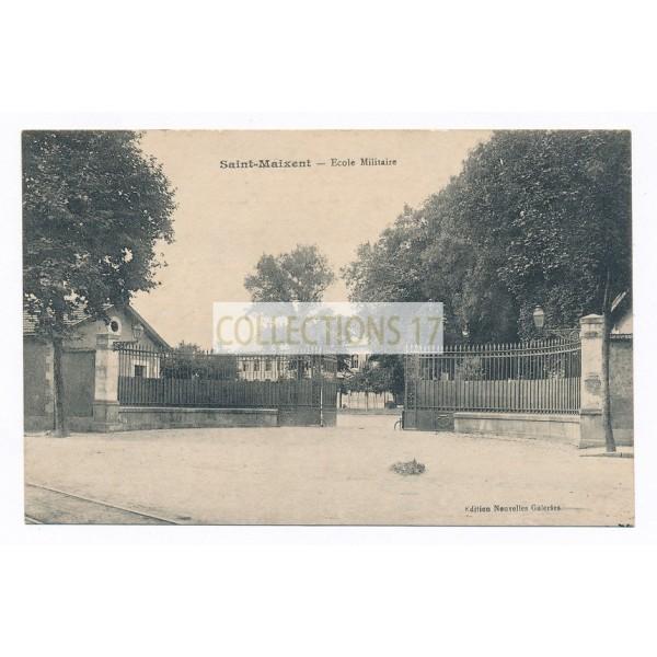 CPA - (79) Saint Maixant l'Ecole - Ecole Militaire