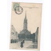 CPA - (79) Saint Hilaire la Palud - l'église