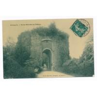 CPA - (79) Bressuire - Porte d'entrée du Chateau