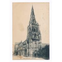 CPA - (79) Saint Maixent - l'église