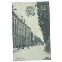 CPA - (79) Niort - Le Lycée de Jeunes Filles