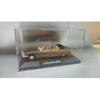 Citroen SM dans sa boite cristale (plexi), 1/43, Modele presse reconditioné