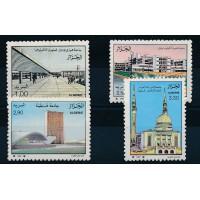 Algérie - numéro 916 à 919 - neuf sans charnière