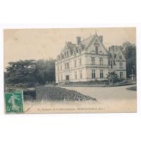 CPA - (37) - Montlouis - Chateau de la Bourdaisiaire