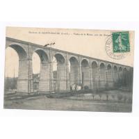 CPA - (37) - Sainte Maure de Touraine - Viaduc de la Manse