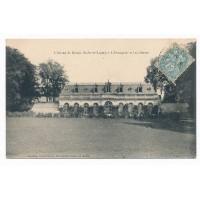 CPA - (37) - Chateau de Benais - L'Orangerie et les serres