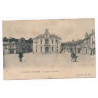 CPA - (37) - Environs de Tours - Langeais - Le Théatre