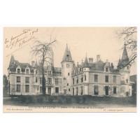 CPA - (37) - Environs de Bléré - Le Chateau de Chesnaye