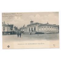 CPA - (37) - Chateaurenault - Ghateaurenault - Hotel de Ville