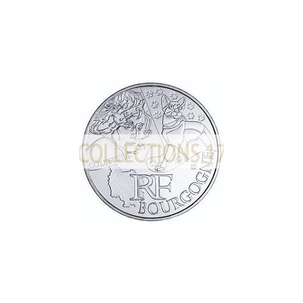 10 €uros France 2012 Bourgogne