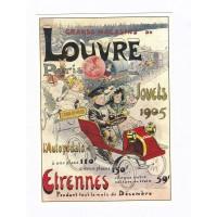 Carte Postale 10x15 Grand Magasins du Louvre  - Centenaires Editions