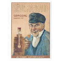 Carte Sève Rambaud Gémozac - Centenaire Editions