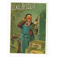 Carte Cognac Bisquit - Centenaire Editions
