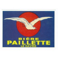 Carte Bière Paillette le Havre - Centenaire Editions
