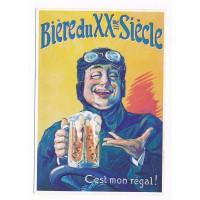 Carte Biere du XX Siècle - Editions Clouet