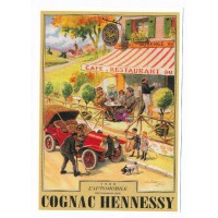 Carte Cognac Hennessy - Centenaire Editions